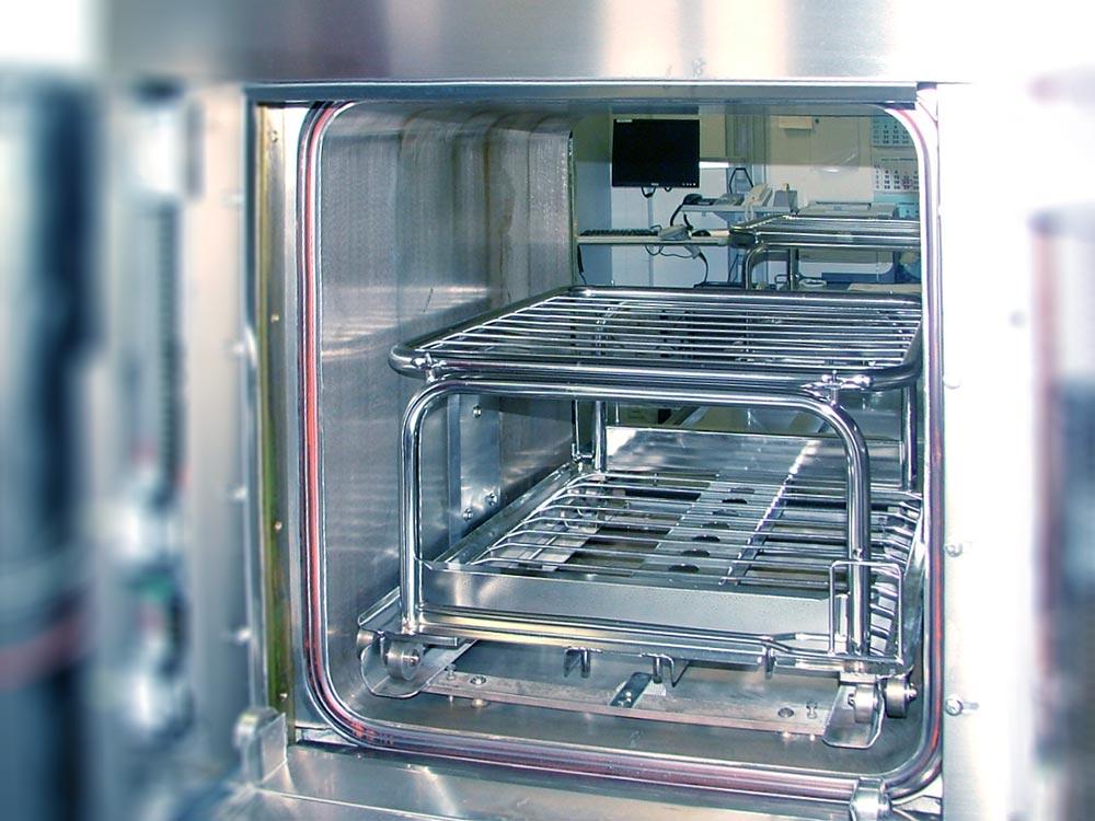 Effizienz und Erfahrung in der Reinigung von Sterilisationskammern